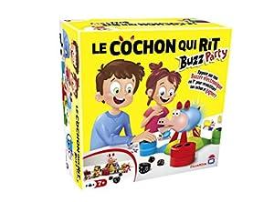 Dujardin Le Cochon qui Rit Buzz Party - Juegos de Fiesta (7 año(s), Niños, 25 min, Francés, Francés, Multicolor)