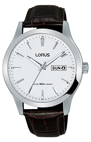 Lorus Watches Reloj Unisex de Analogico RXN29DX9