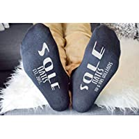 Personalised Socks Sole Mates Perfect Birthday Anniversary Christmas Gift