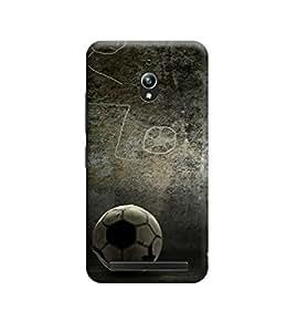 Ebby Premium Designer Back Cover for Asus Zenfone Go (Designer Case)