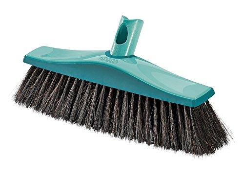 Leifheit 45001 Parkett Besen Xtra Clean Plus, 30 cm, ohne Stiel