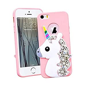 size 40 09d95 95687 SmartLegend Case Apple iPhone 5 5S SE iPhone SE Case Silicone iPhone 5S  Soft Back Cover Girl