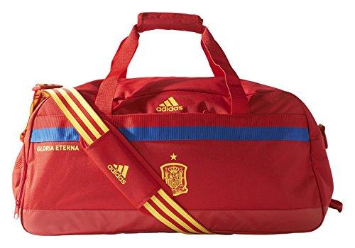 adidas Federación Española de Fútbol TB – Bolsa, Color Escarlata, Talla M