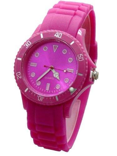 NERD-Sports-Herren-Damen-Uhr-in-Pink