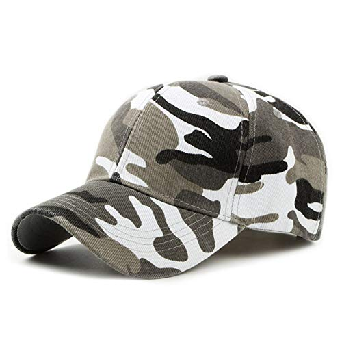 JJJRMP Sommer Mens Armee Tarnung Camo Cap Cadet Wüste Camo Hut Baseball Cap Jagd Angeln Wüste Hut (Armee Cadet Kostüm)