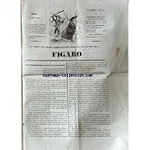 FIGARO [No 182] du 30/06/1832 - DE L'EMBRYON DANS LES ARTS ET LA LITTERATURE - LES MACHINES DE M. LEBIAN - THEATRE DU PANTHEON