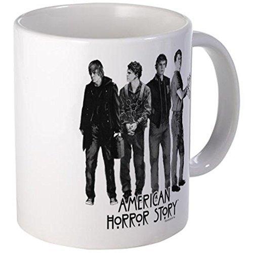 CafePress Mug - American Horror Story Evan Peters Mug - S White by CafePress