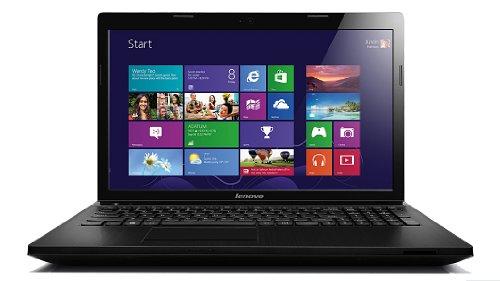 Lenovo G510 39,6 cm (15,6 Zoll) Notebook (Intel Core i7 4700MQ, 2,4GHz, 4GB RAM, HYBRID 1TB 5400RPM SSHD(8G), AMD Mars XT8750 (2GB), kein Betriebssystem) schwarz