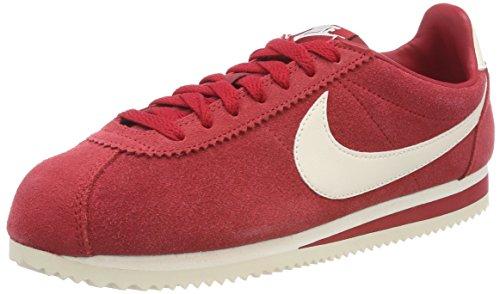 Nike Herren Classic Cortez Se Laufschuhe, Mehrfarbig (Gym Red/Sail 600), 46 EU - Sail Red Schuhe