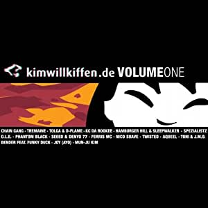 Kimwillkiffen.de Volume One