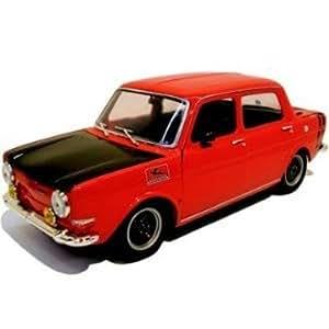 Norev - 185700 - Voiture Miniature - SIMCA 1000 Rallye - Echelle 1/18