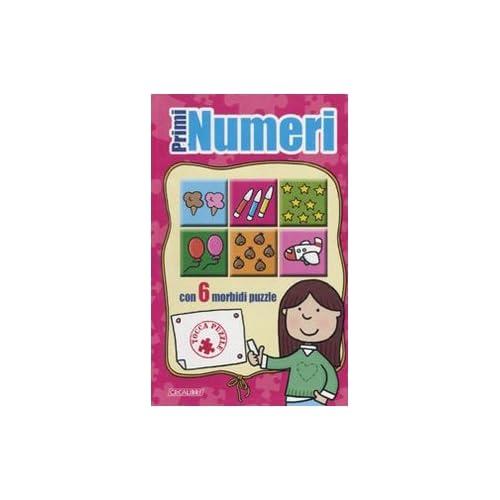 Primi Numeri. Libro Puzzle. Ediz. Illustrata