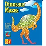 Dinosaur Mazes by Poof-Slinky