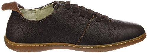 Inyectados Y Vulcanizados S.A Unisex – Adulto N296 Soft Grain El Viajero scarpe Derby Marrone (Brown)