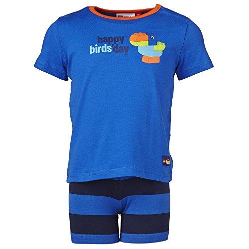 LEGO Wear Jungen Zweiteiliger Schlafanzug duplo ASKE 903 - Pyjama, Gr. 80, Blau (STRONG BL Preisvergleich