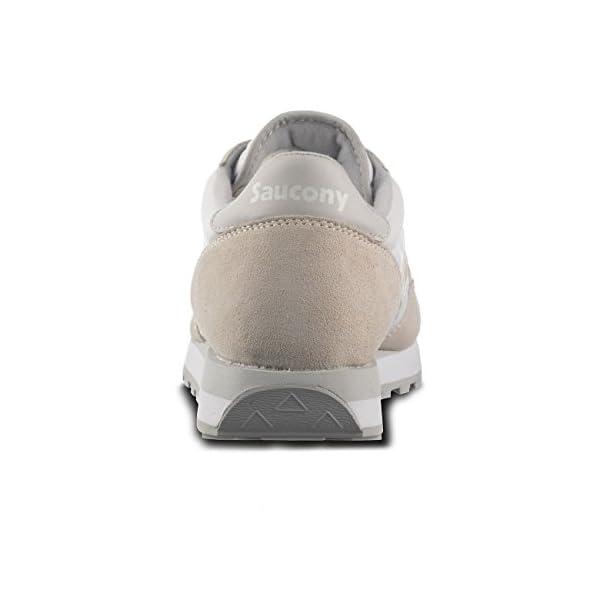Saucony Sneakers Jazz Original Bianco - Grigio, Uomo. 3 spesavip