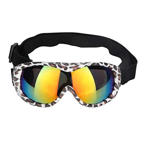 Pssopp Gafas de Sol para Perros Protección UV a Prueba de Viento Gafa