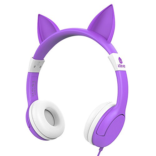 Buy iClever Volume Limiting Headphones for Kids