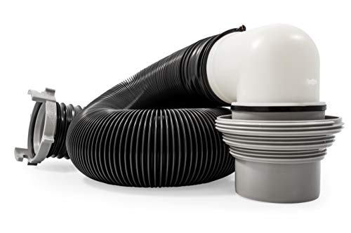 Camco 10ft gebrauchsfertig RV Sewer Schlauch Kit-mit