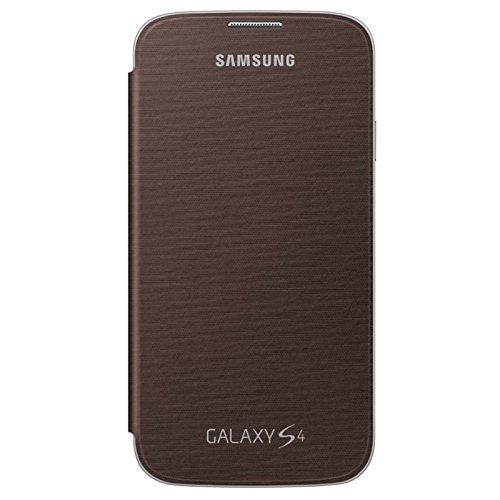 Samsung Flip - Funda para móvil Galaxy S4 (Con tapa, protección del...
