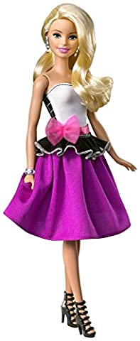 Barbie Fashion Mix n Match Doll - Purple