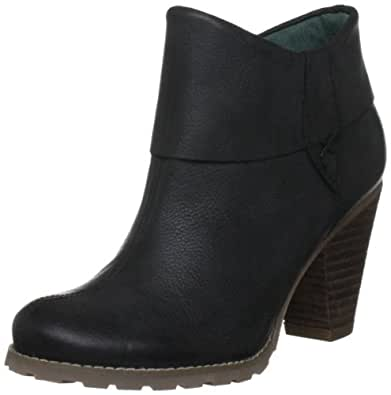 Hush Puppies Women's Revive Ankle Boot Boots  Black Size: 6.5