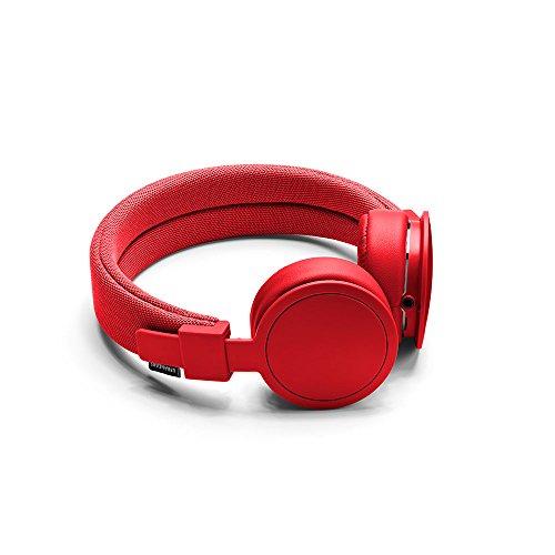 Dangaard Cuffia Urbanears con Microfono e Remote Control, Jack da 3.5 mm, Rosso