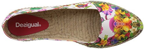 Desigual Shoes_gabriela 6, Ballerines femme Multicolore (3074)