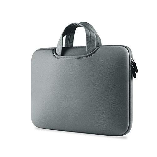 Kerr Louisa Nagelneue stoßfeste weiche Laptop-Mehrfarbenbeutel-Notizbuch-Handtasche for Ipad MacBook Pro-Luft Dell Lenevo HP 11