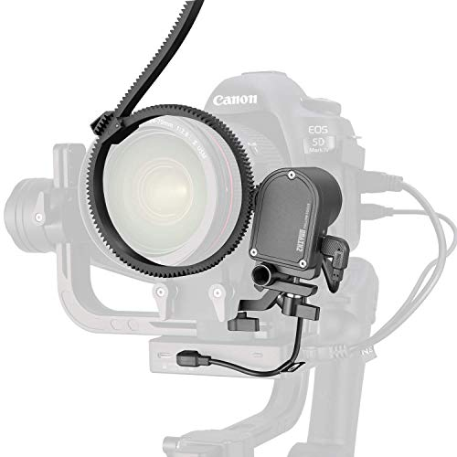 ZHIYUN CMF-03 Lite TransMount Servo Follow Focus Fokus/Zoom Controller für WEEBILL LAB, Crane 3 LAB Zoom-controller Controller