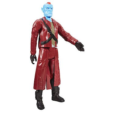 Marvel: Guardians of the Galaxy - Titan Helden - Yondu - 30 cm Action Spielfigur