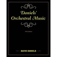 Daniels Orchestral Music (Music Finders)