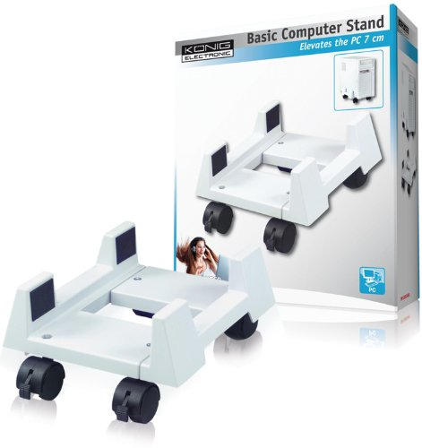 koenig-pc-stand-with-wheels-mobile-secure-computer-rack