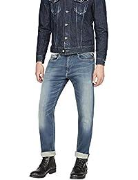 Replay Men's Grover Hyperflex Straight Jeans