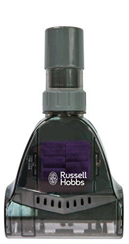 Russell Hobbs RHCV2103 2L Turbo Cyclonic Plus 800w Cylinder Vacuum Cleaner Gun Metal[Energy Class A] – Free 2 year guarantee