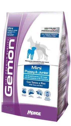 Gemon Puppy&Junior Mini Tonno/Riso kg. 1