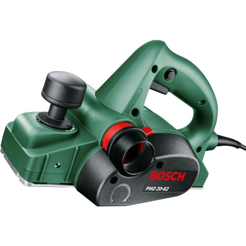 Precise Engineered Bosch PHO 20-82 Electric Planer 82mm Width 680w 240v [Pack of 1] - w/3yr Rescu3® Warranty