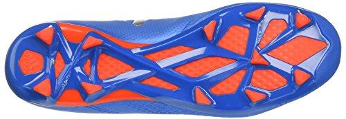 adidas Messi 16.3 Fg, Scarpe da Calcio Uomo Blu (Shock Blue/Matte Silver/Core Black)
