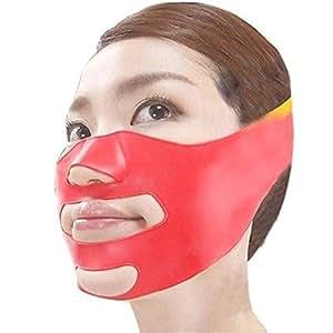 Hangqiao 3D Masque Sangle Bande Elastique Minceur Menton Anti Rides V-line Visage Slimmer