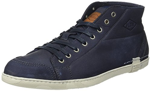 PLDM by Palladium Duke Jkt, Baskets Hautes Homme Bleu (Navy)