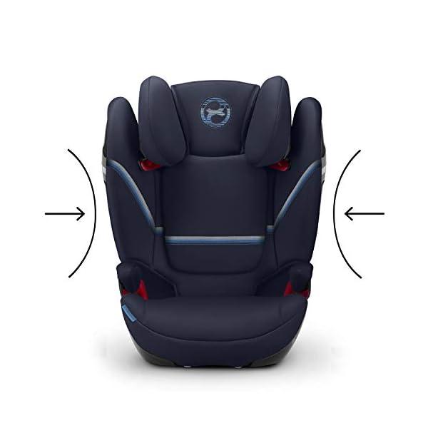Cybex Solution S-Fix Car Seat, Magnolia Pink Cybex Cybex solution s-fix car seat, magnolia pink Item number: 520000585 Colour: magnolia pink 3