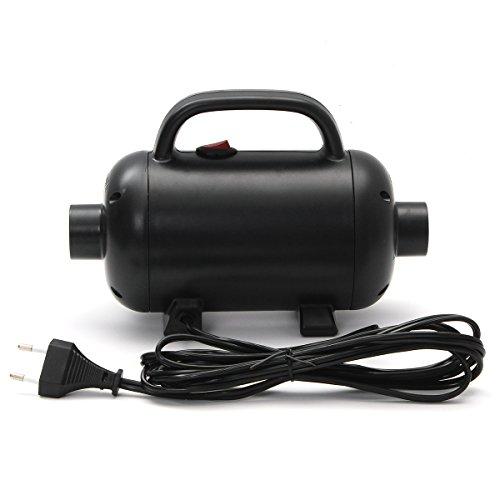 Pompe d'air électrique, essort pour Gym Mat Air Tumbling Gymnastics TAE, Pumpe Luftmatratze, Elektric Air Pumpe elektrische Pump, 220 V US