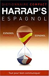 Dictionnaire Harrap's compact français-espagnol/espagnol-français