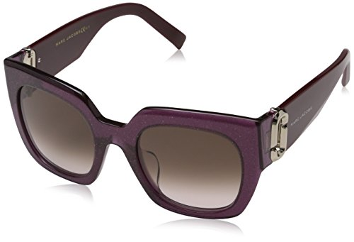 Marc Jacobs Damen Marc 110/S K8 OBC 51 Sonnenbrille, Glttvlt Burg/Brown Sf