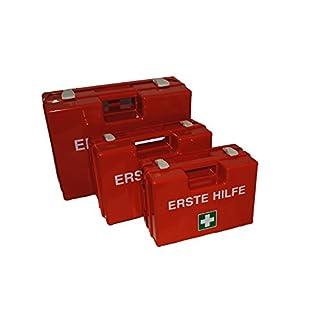 Abizz Erste Hilfe Koffer Grösse nach Wahl, Verbandkasten (K-15 mittelgroß, ohne Inhalt)