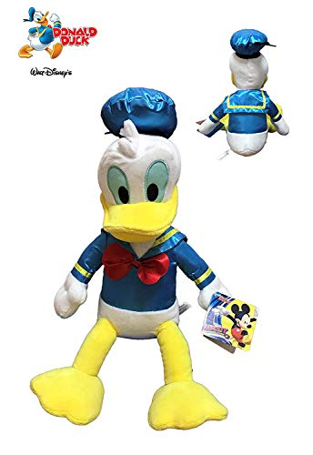 Famous Stuffed Donald Disney Satin 30cm Standing 40cm Standing