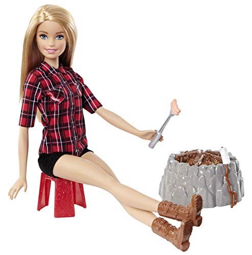 Barbie- campeggiatrice, fdb44