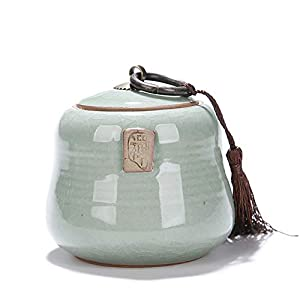 Pot De Thé, Bidons étanches, Boîtes De Thé, Céramique Boîtes Thé, Voyage Boîtes De Stockage, Pu'er Pots, Sets De Thé Kung Fu,Conteneur De Thé En Porcelaine