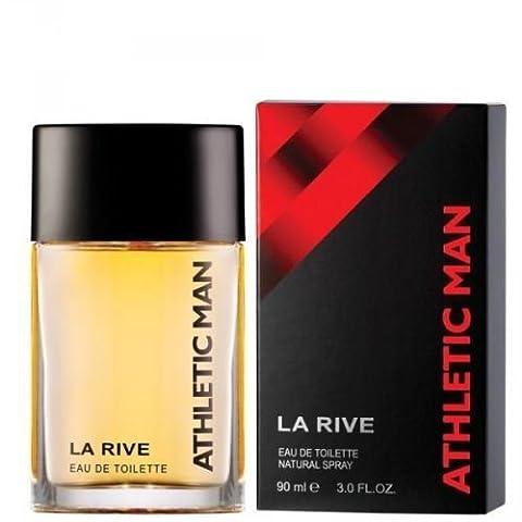La Rive Athletic Man For Men Perfume EDT 90ml 3.0oz Brand New