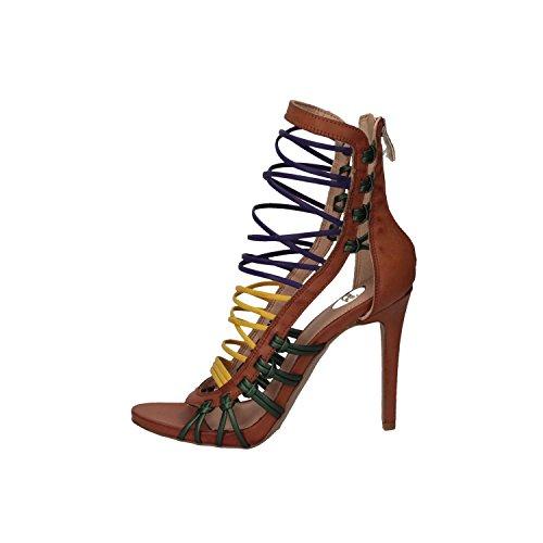 Exe' G47006026535 Sandalias Mujer Cuero 38